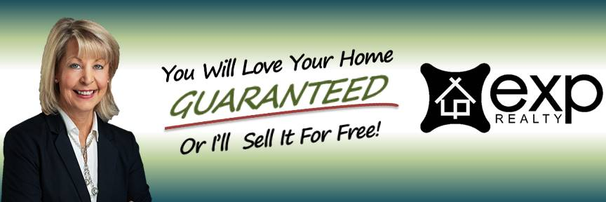 If you are not satisfied with your home purchase within 18 months, I'll sell it for Free.  I guarantee that when you buy a home through me, if, for any reason, you become dissatisfied with your purchase within 18 months, I'll sell if for free.