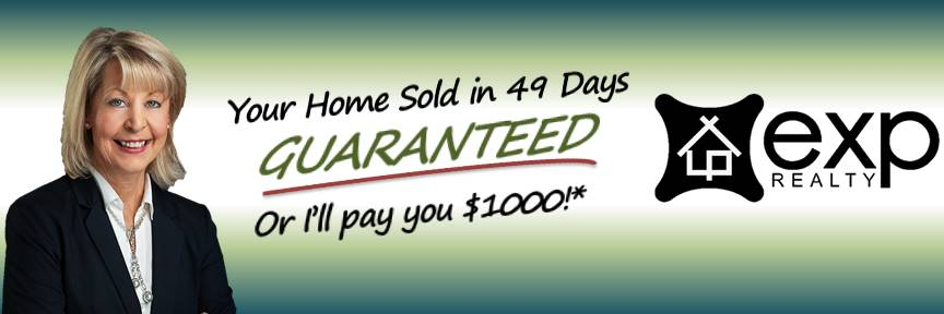 Your Home Sold in 49 Days BANNER WITH EXP LOGO